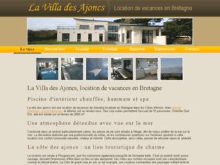 Détails : La Villa des Ajoncs, location de vacances en Bretagne