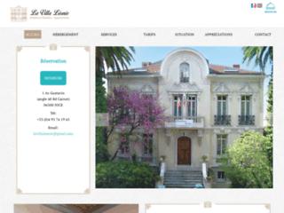 Détails : La Villa Léonie