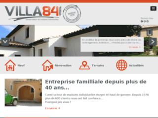 Détails : Villa 84 : constructeur de maison sur mesure dans le Vaucluse