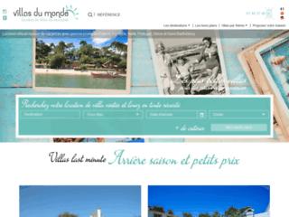 Location villa vacances en Provence