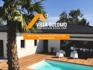 Détails : Villa Solomo, construction de maison en Ardèche et Drôme