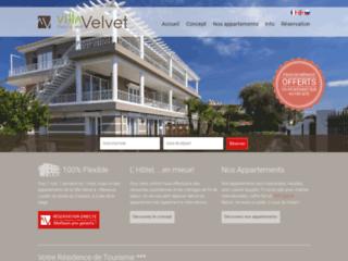 Détails : Hôtel à Villeneuve Loubet