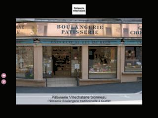 Pâtisserie Villechalane Sionneau