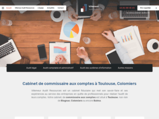 Cabinet de commissaire aux comptes à Toulouse, Colomiers