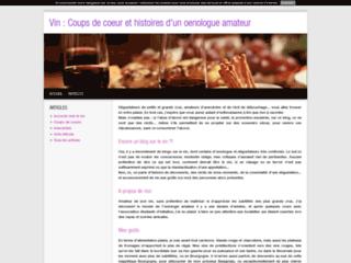 Blog d'un amateur de vins