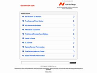 Détails : Vip Annuaire, annuaire gratuit de référencement