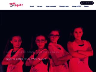 Détails : Virevolte, votre Ecole de Danse à Aix en Provence