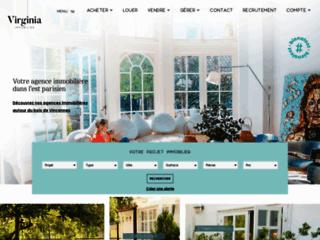 Détails : Agence immobiliere Virginia Immobilier sur Charenton le pont