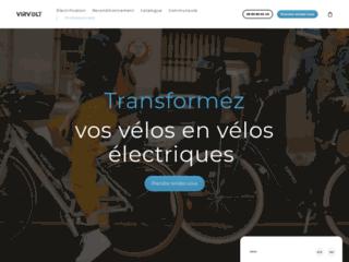 Boostez votre vélo en l'électrifiant. Boostez votre vieille batterie en la restaurant