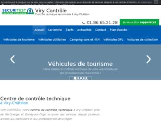 Centre contrôle technique Viry Contrôle - Viry-Châtillon, 91