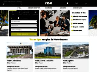 Détails : Visa simple et rapide en ligne