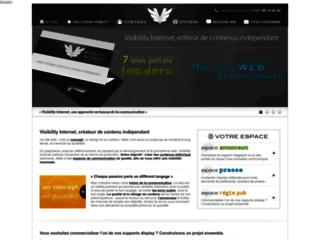 Détails : Visibility Internet