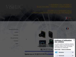 VISIELEC - Vision industrielle