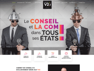 Agence communication immobilière Vision2i