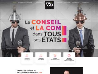 Agence de communication et conseils RH : Vision2i