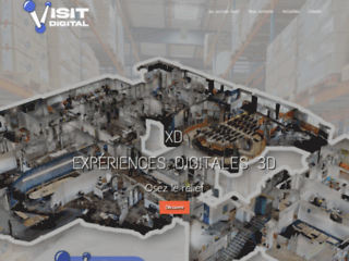 Visit Digital, Visite 3D ultraréaliste