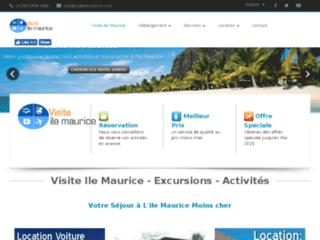 Détails : Visite Ile Maurice - Vacances et séjour moins cher