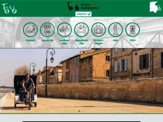 Détails : Visiter Arles | Visite guidée, circuit touristique Arles et taxi