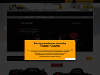 Détails : Visual Impact France, tous les matériels professionnels audiovisuels