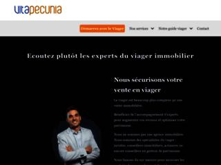 Vita Pecunia L'Expert de l'achat et de la vente en viager immobilier