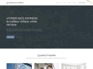 réseau d'artisans vitriers sur Nice et sa proche région