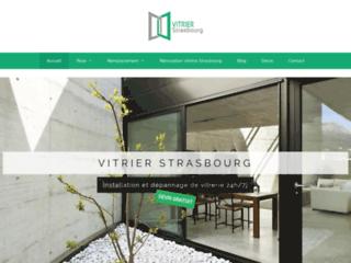 Vitrier Strasbourg | dépannage vitrerie  et miroiterie à Strasbourg