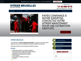 Vitrier à Bruxelles