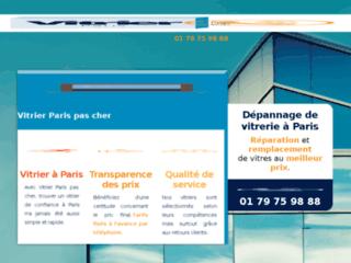 Vitrier Paris 20