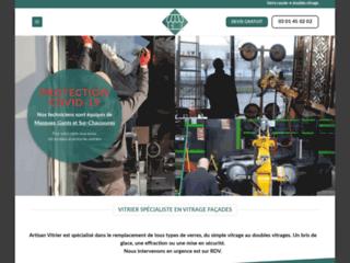 Détails : Devanture Paris