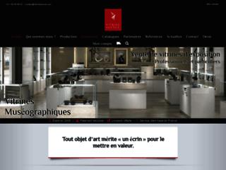 Détails : Maison française de la vitrine