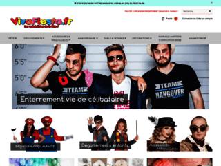 Détails : Vivafiesta - Spécialistes de la fête