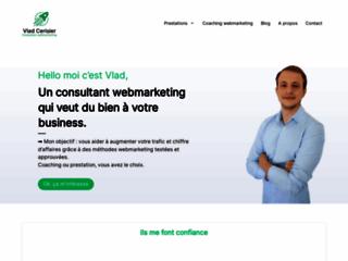 Vlad Cerisier: Consultant SEO