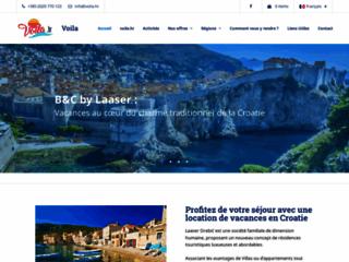 Détails : Location vacances Croatie