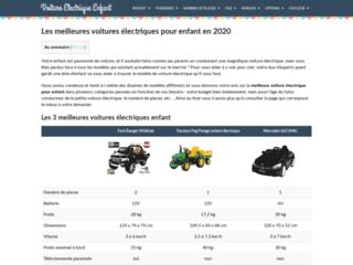 Classement des voitures électriques