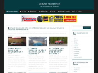 Voitures Youngtimers