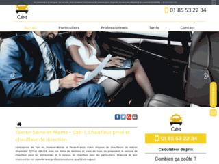 Chauffeur privé VTC à Roissy de Charles de Gaulle
