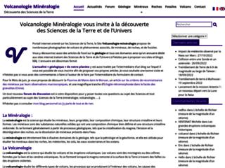 Détails : Volcanologie Minéralogie, Minéraux et volcans
