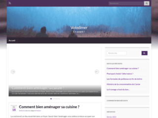 Volodimer, votre blog