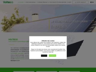 Détails : Entreprise d'installation d'appareils photovoltaïques