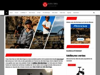 Détails : Volto vélo, le site spécialiste du vélo électrique