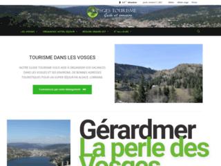 Détails : Vosges tourisme : vacances en Alsace-Lorraine été/hiver