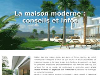Votre maison moderne