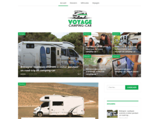 Détails : Camping-Car guide du voyage