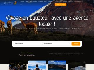 Voyage Equateur
