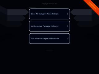 Détails : Voyage au Maroc