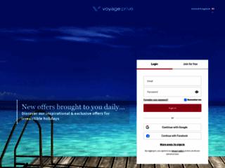 Voyage Privé : séjours haut de gamme