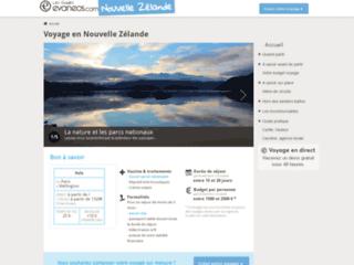 Détails : Guide francophone Nouvelle-zélande
