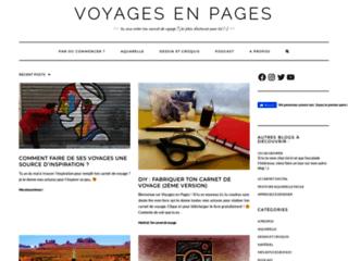 Voyages en Pages