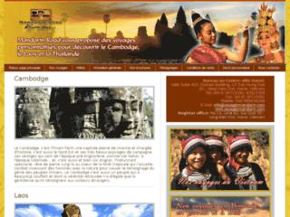 Détails : Le Cambodge et le Laos avec Mandarin Road