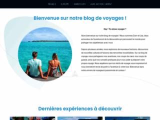 Le blog de voyage pour la prochaine destination